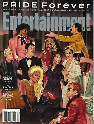 Entertainment Weekly  - Pride Forever  - June 2020 Brand New