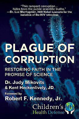 Plague Of Corruption - Restoring Faith In The Promise Of Science