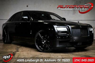 2011 Rolls-Royce Ghost Custom Rolls-Royce Ghost Custom Ghost, Lowered on 24s, FULLY LOADED, Fresh service, WE FINANCE!