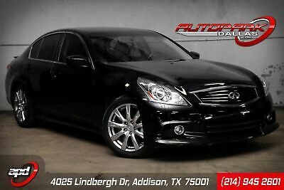 2011 INFINITI G37 Sedan G37 Sport Limited Edition port Limited Edition! LOW MILES, 1-Owner clean fax, FULLY LOADED, WE FINANCE!
