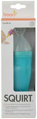 Boon SQUIRT SPOON BLUE Baby Feeding Accessory - NEW