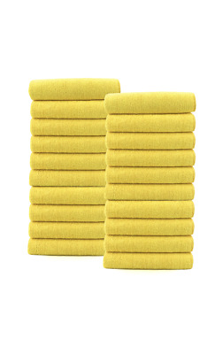20 x Large Microfibre Cloths Car Valeting Cleaning, Waxing, Detailing, Polishing