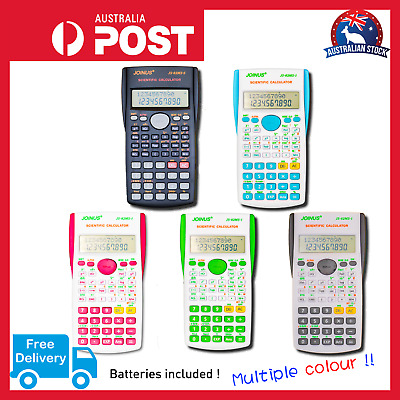 Student office Multifunction Universal Scientific Calculator Mathematics school