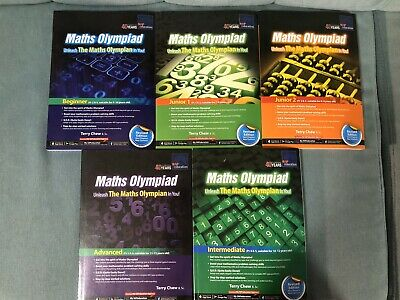 SAP MATHS Olympiad 5 books