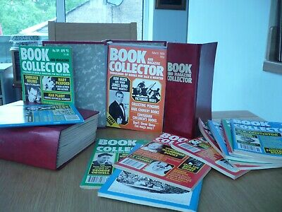 Book and Magazine Collector -  Set of 260 issues in good clean condition