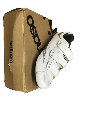 NEW Tommaso Pista 100 Cycling Shoes Demo Model
