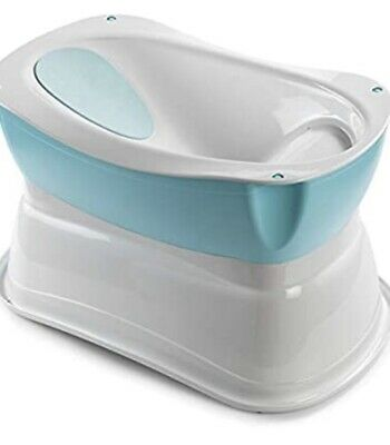 New Summer Infant Right Height Bath Tub Newborn Baby New - Gift Wrapped