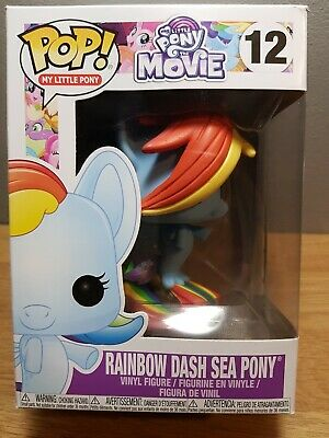 Funko Pop My Little Pony 04 Movie 3381 Rainbow Dash