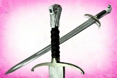 Game of Thrones Longclaw Sword of Jon Snow Replica Sword with Free Wooden Stand