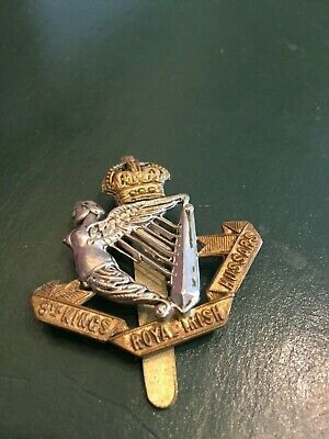 Kings Royal Irish Hussars Coaster Army 8th