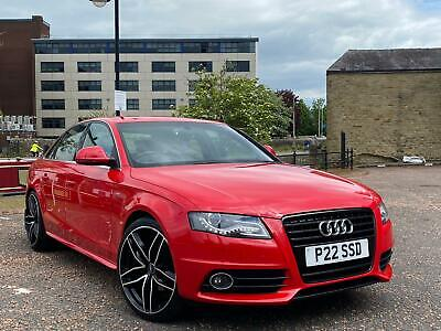 """2008 Audi A4 2.0 TDI CR S line 4dr FULL SERVICE HISTORY + 20"""" RS ALLOYS  SOLD SO"""