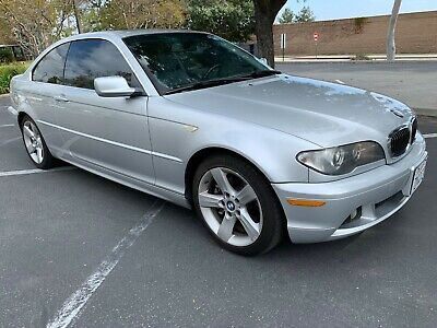 2005 BMW 3-Series  Beautiful SoCal Rust Free BMW 325CI Coupe (E46) 5-speed manual, Runs Great!