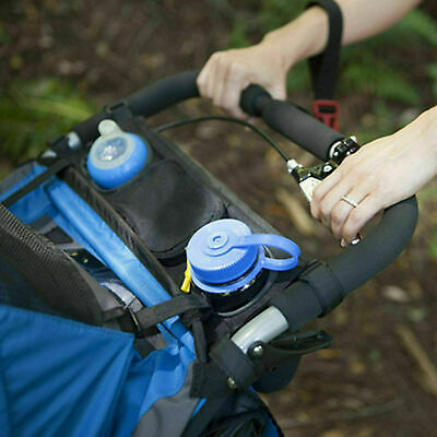 Universal Baby Pram Cup Holder Buggy Tray Stroller Organiser Parent Console