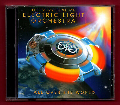 ELECTRIC LIGHT ORCHESTRA - All Over The World (BO) (2005 20 trk CD) Jeff Lynne