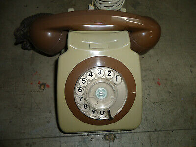BT TELEPHONE VINTAGE FRON 1970s/80's GOOD WORKING ORDER