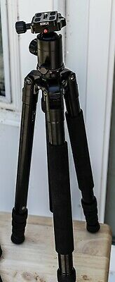 Sirui T-2004 Xl Tripod  With E-20 Ball Head Excellent Condition In Box