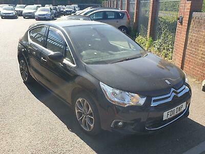 Citroen DS4 1.6e-HDI Airdream D-Style 110, Air Climate Full History