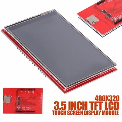 3.5'' TFT LCD Touch Screen Display Module 480X320 for Mega 2560 Replacement