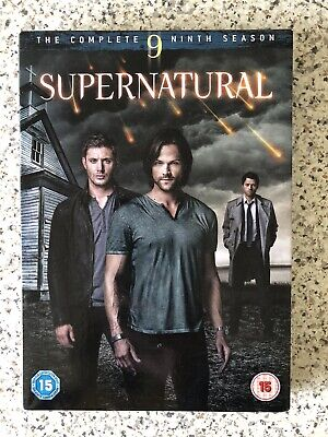 Supernatural Season 9 Complete DVD Box Set