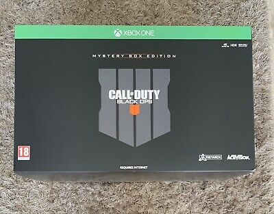 Call of Duty Black Ops 4 Mystery Box Edition - Xbox One - Includes GAME & PASS