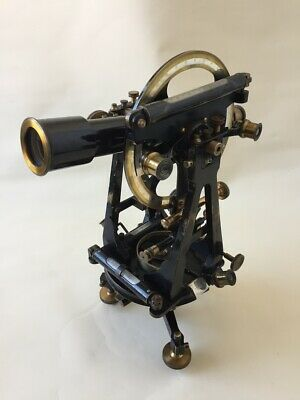 Theodolit Theodolite Old Alt – E.r. Watts & Son, London