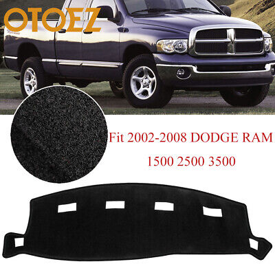 XUKEY Dashboard Cover For Dodge Ram 1500 2500 3500 2002 2003 2004 2005 Dash Cover Mat