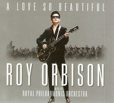 Roy Orbison - A Love So Beautiful (CD 2017) Limited Edition Digipak; FREE UK P&P