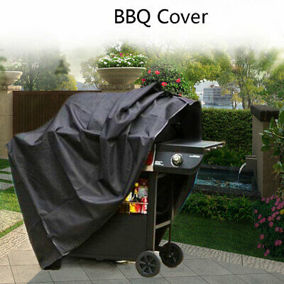 Barbecue Cover Waterproof Dust-proof Anti-UV Indoor Outdoor BBQ Grill Cover UK