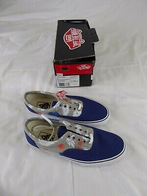"""Vans """"Off The Wall"""" Mens Mlx Tropicoco/Paloma Trainers Uk8 - New Old Stock"""