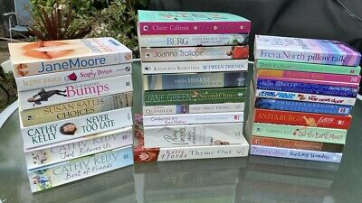 Various Collection of Womens Fiction Paperback Books x 29 - Bundle