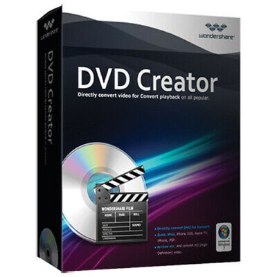 Wondershare DVD creator 6.3.2.175 | Latest Version | Lifetime License