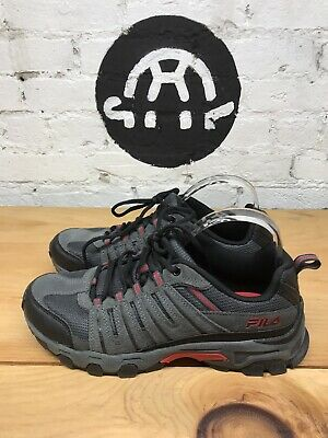 Fila Men's Westmount Trail Running Athletic Shoes Black ~ Red ~ Grey ~ Pick Size