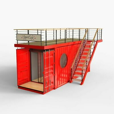 Converted Shipping Container - BAR / Restaurant / Coffee Shop 20ft available