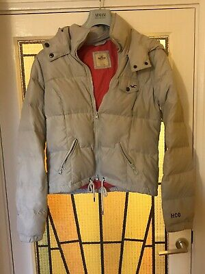 Preowned Ladies Hollister Padded Anorak