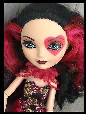 Ever After High Doll Lizzie Hearts Spring Unsprung