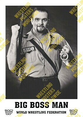 #891 MAKE YOUR SELECTION WWF WWE THE UNDERTAKER A4 A3 RETRO ELITE POSTER