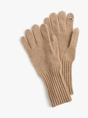 J Crew Texting Gloves In Everyday Cashmere