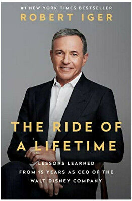 The Ride of a Lifetime: Lessons Learned from 15 Years as CEO [P.D.F] Fast Delive