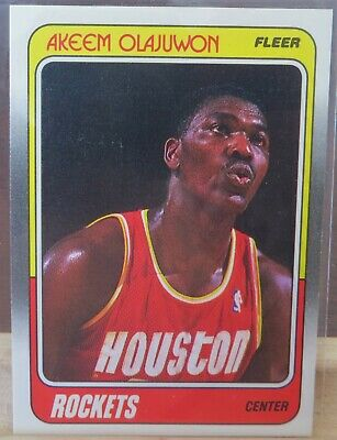 1988 Fleer Basketball Singles - Choose Your Card
