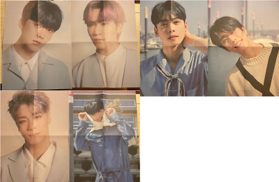 ASTRO - Gateway Official Mini Folded Poster (US SELLER) + Tracking