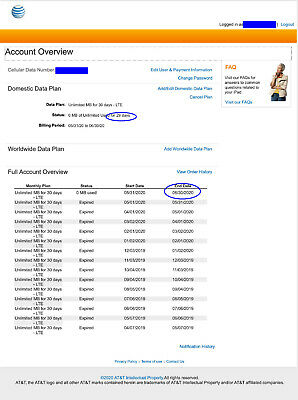 AT&T iPad Unlimited Data Grandfathered Plan