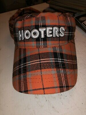HOOTERS RESTAURANT VISOR Excellent Condition!!!!!