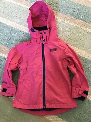 Next Technical Girls Raincoat Age 3-4