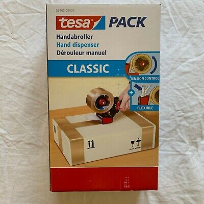 tesa 56403 - tesa Parcel Tape Dispenser up to 66 m x 50 mm