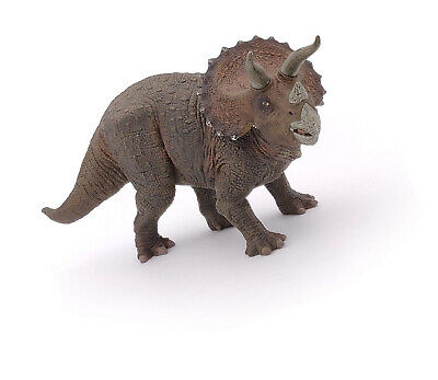 Papo 55002 Triceratops THE DINOSAURS Figurine, multicolour