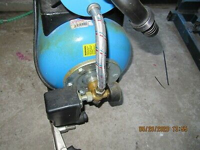 1 clarke water pressure booster. see pics