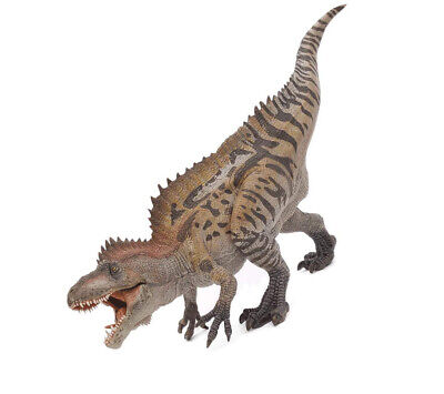 Papo 55062 Acrocanthosaurus THE DINOSAURS Figurine, multicolour