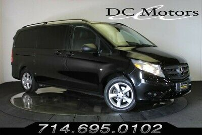 2016 Mercedes-Benz Sprinter  2016 Mercedes Benz Metris Customized Luxury Limousine Camper Vanlife Style