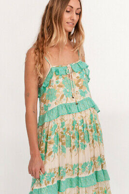NWT Spell & The Gypsy Collective Coco Lei Strappy Gown (Medium)