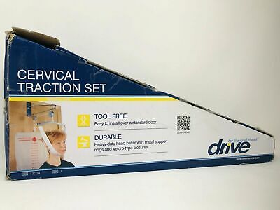 Drive Medical Overdoor Traction Set